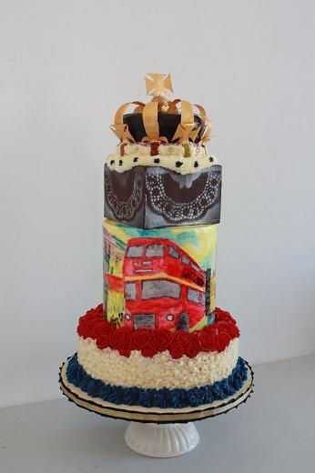 Cakes By Paula Wingate
