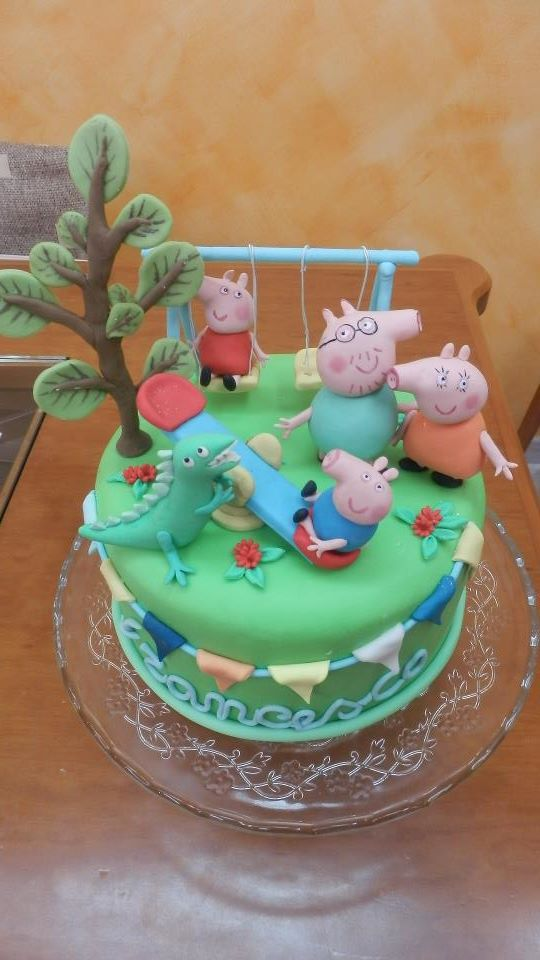 © Le manine laboriose yaya's cake
