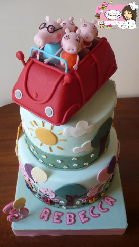 © le torte decorate di Vincenza