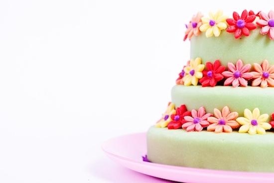La ricetta della perfetta torta di compleanno