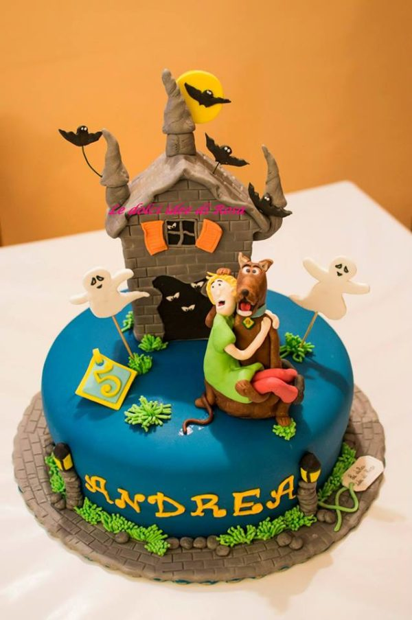 Scooby Doo Cake Kit