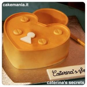 Ma quanto è bella la #torta di #compleanno per @caterinabalivo…