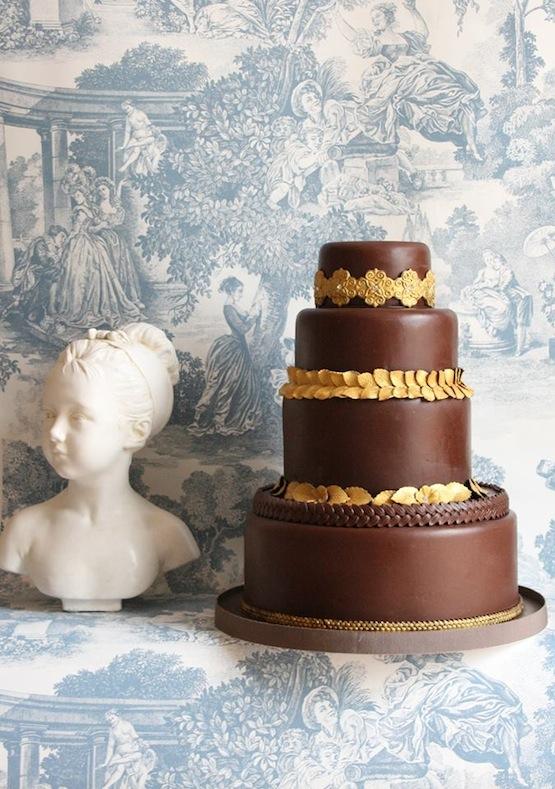 torta gioiello buccellati