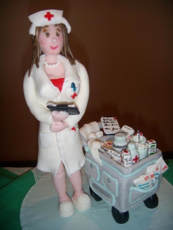 Torta Cake Design Dentista : Area Dolce