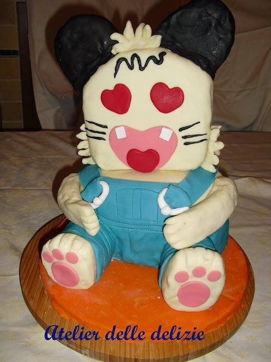 Mug Cakes Disney