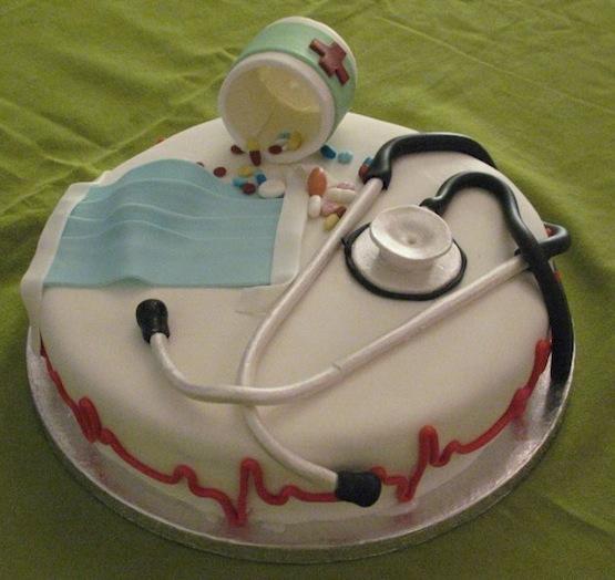 Torta Cake Design Dentista : Torte per infermiere & dottori... di ogni tipo ...