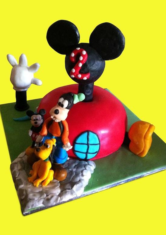 Torte Topolino