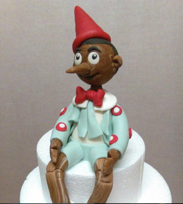 Torta pinocchio gallery di cake design