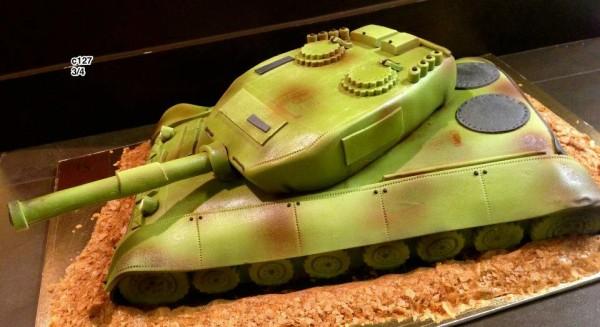 torta carroarmato