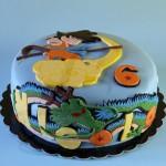 dragon ball Torte Dolcetti