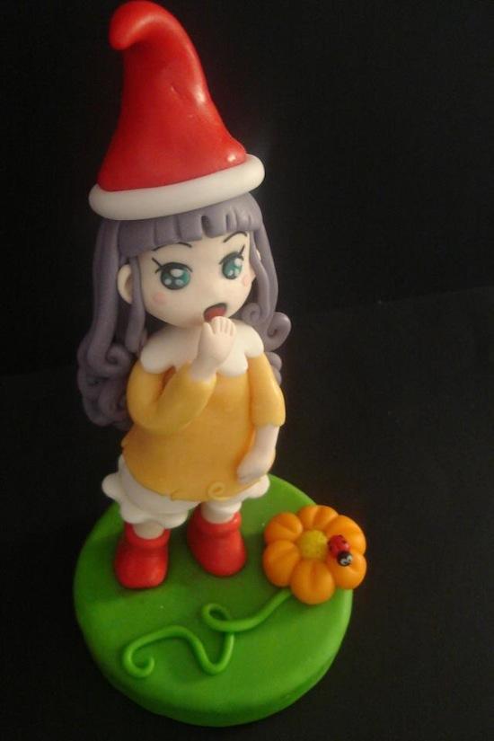 Pikachu Cake Topper