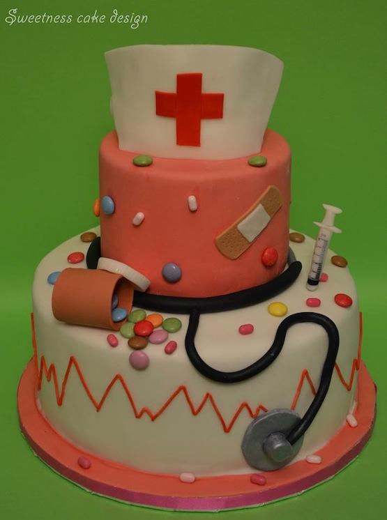 Torte per infermiere & dottori... di ogni tipo ...