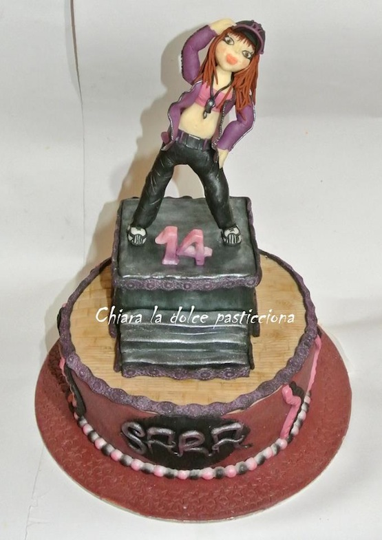 Microphone Cake Images