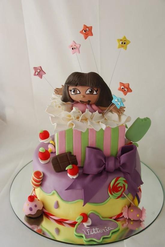 Arte E Zucchero Cake Design By Dora Luca : Torte di compleanno per bambine