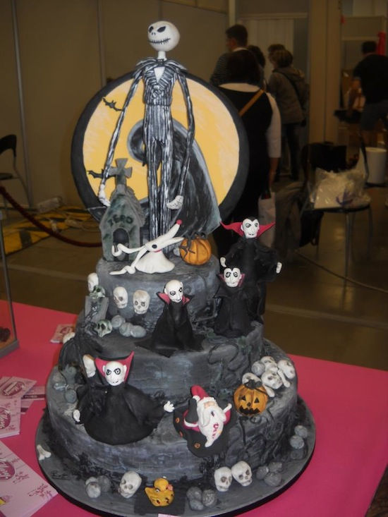 Torte Nightmare Before Christmas Cakemania Dolci E Cake