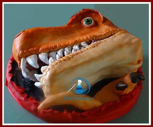 Dino cake design torte con dinosauri