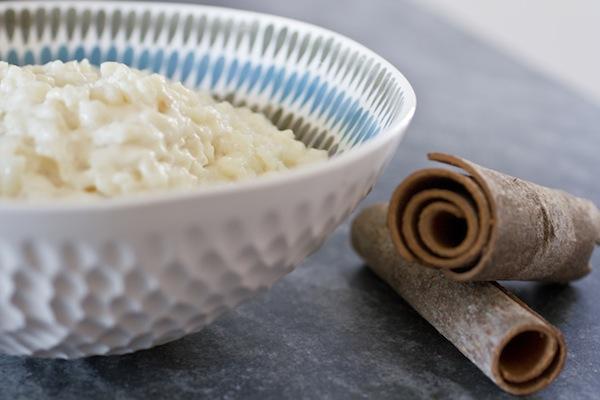 riso al latte budino riso