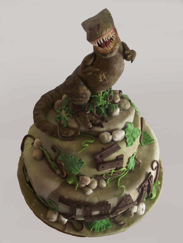 Deluxe Cake