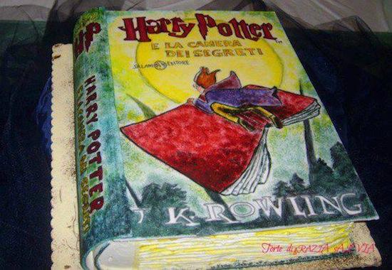 Arte E Zucchero Cake Design By Dora Luca : harry Potter Torte di Grazia Salvia