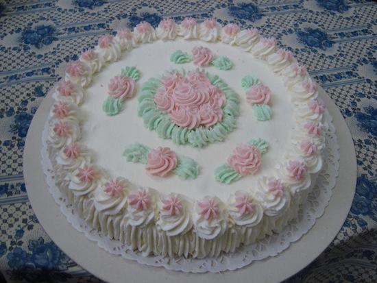 Torta alla panna tanti modi per decorarla for Decorazioni torte uomo con panna