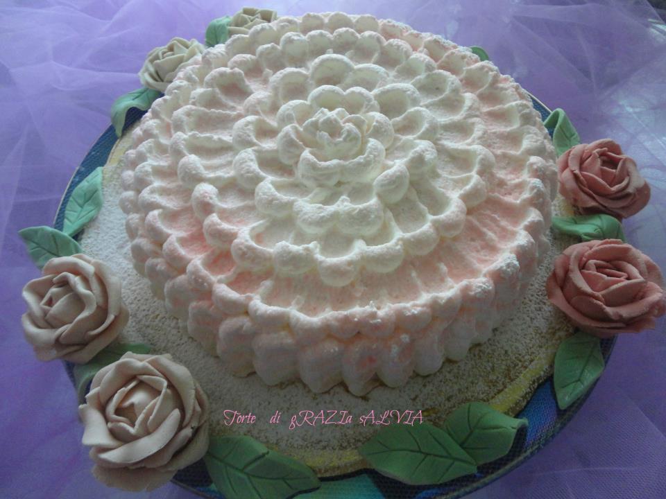 Favoloso Torta alla panna: tanti modi per decorarla TR12