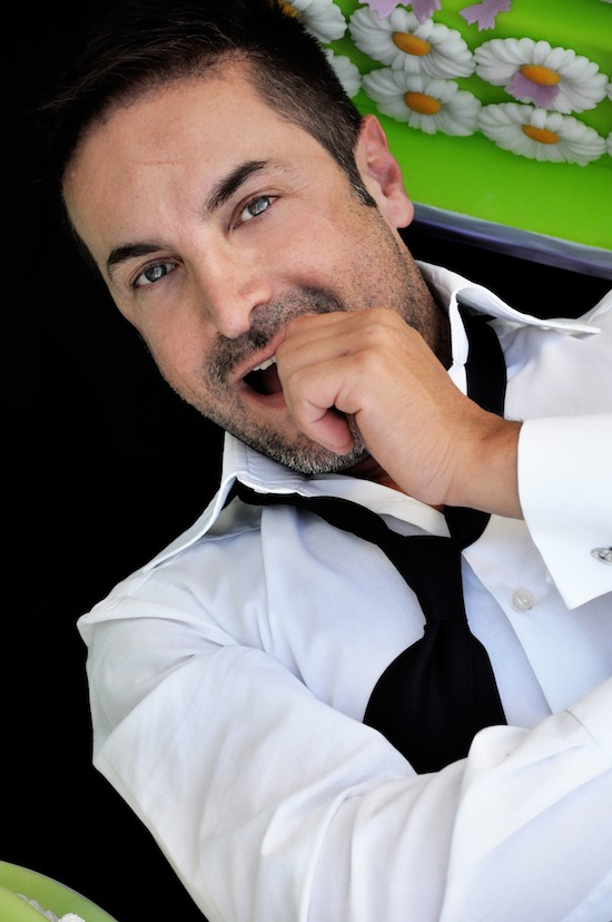 Intervista a Renato Ardovino - Cakemania, dolci e cake design