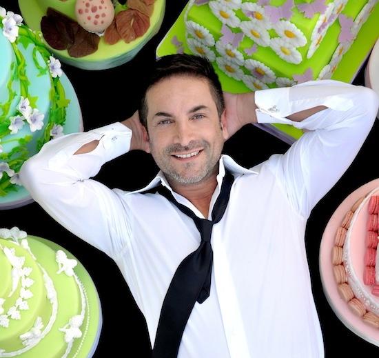 Renato Ardovino Cake Design Book : Intervista a Renato Ardovino - Cakemania, dolci e cake design