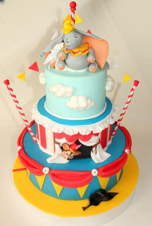 Clown Birthday Party Cakes