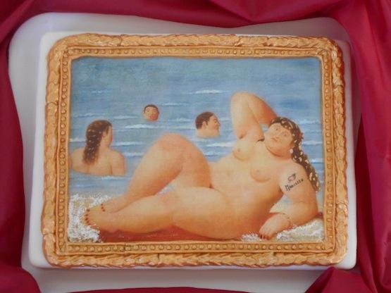 Ferdinando Botero visto da © Belle ma buone