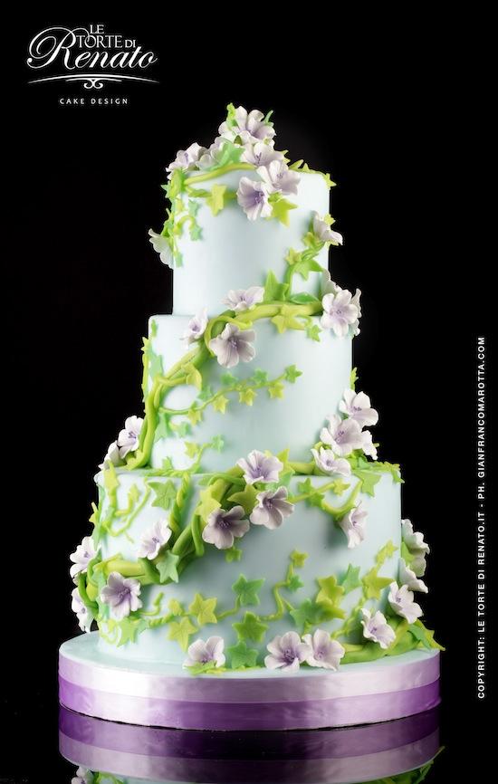 Sacher Torte Wedding Cake