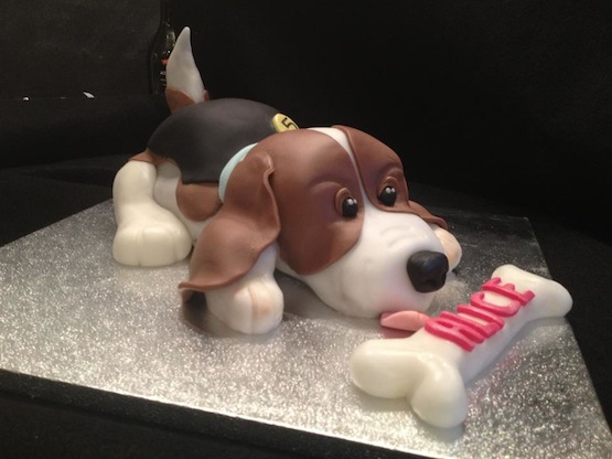 Torte per gli amanti dei cani: di chi è il compleanno?