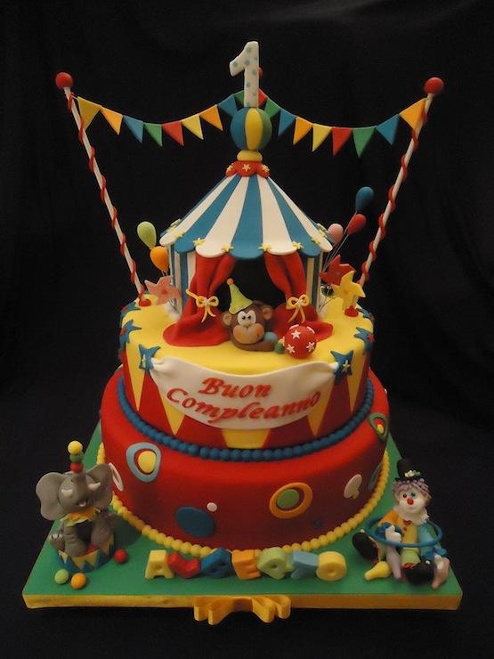 Cake Mania Circus