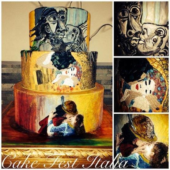 Arte E Zucchero Cake Design By Dora Luca : ? Gina Assini