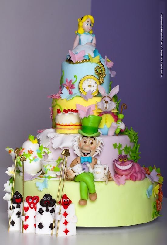 Corsi Di Cake Design Con Renato Ardovino : Le torte di Natale di Renato Ardovino - Cakemania, dolci e ...