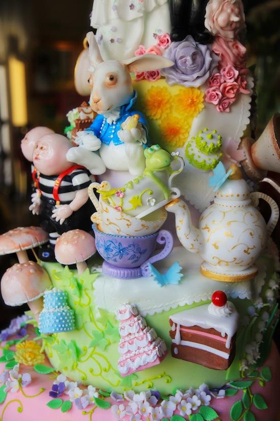 Renato Cake Design Ricette : Torta ?Alice nel Paese? Sciolto? di Renato Ardovino ...