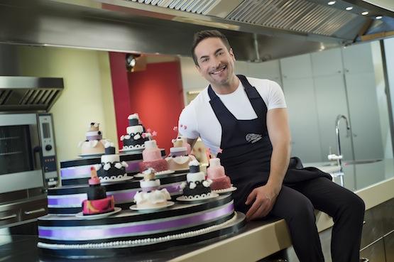 Renato Ardovino cake designer