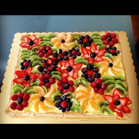 Receta Torta de vainilla, nuestra receta Torta de vainilla