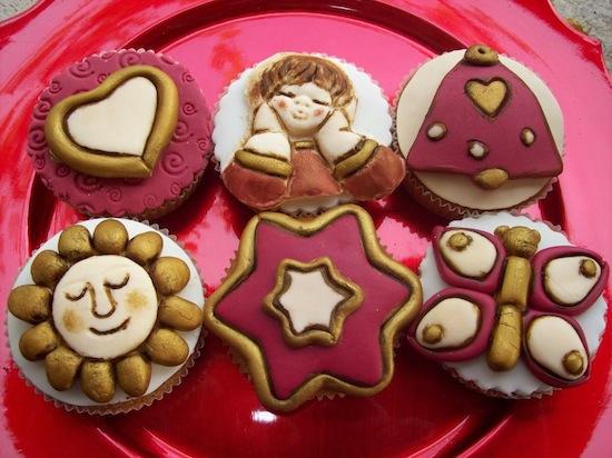 cupcake Natale