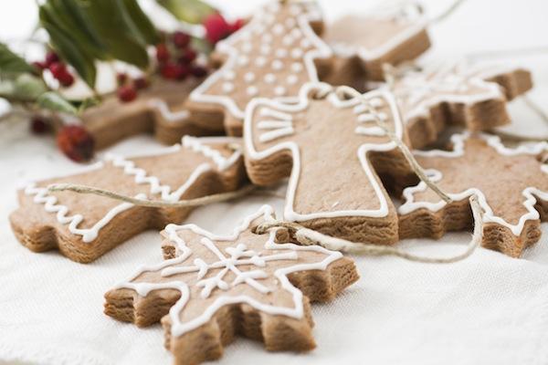 Biscotti di Natale shabby chic al vin brulé. Photo: Federico Casella per Cakemania@