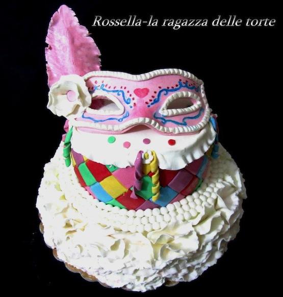 La ragazza delle torte - Decorazioni per torte di carnevale ...