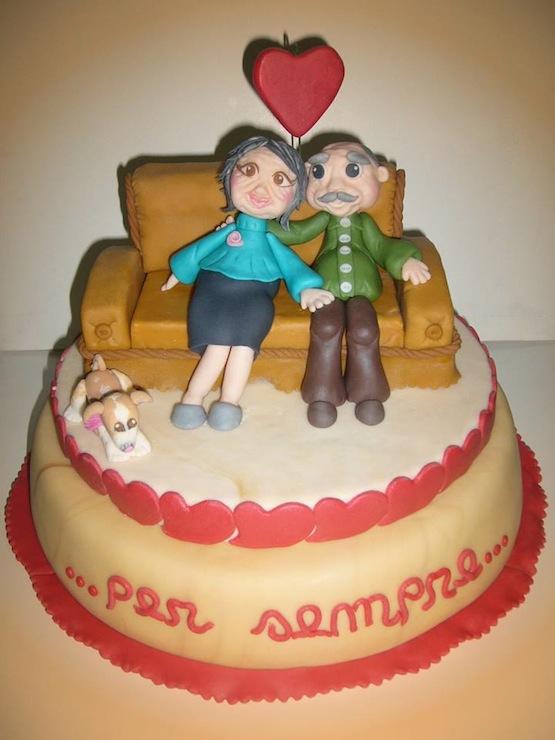 Favoloso Torte per anniversario - Cakemania, dolci e cake design HS95