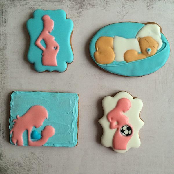 biscotti gravidanza