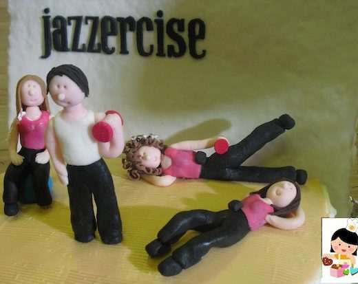 torta jazzercise