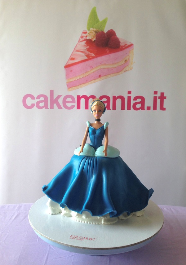 Cinderella Cake Youtube