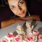 Antonella di Maria e le sue dolci creazioni
