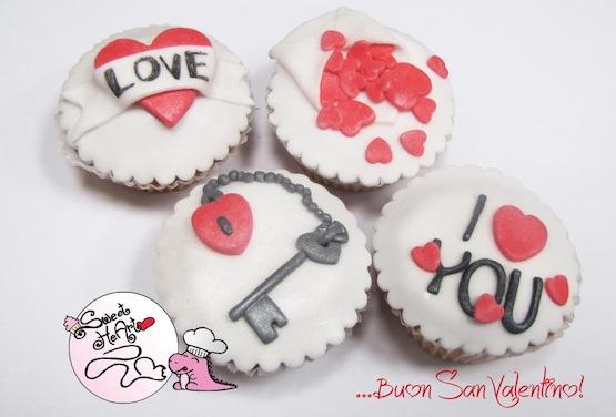 cupcake cuore