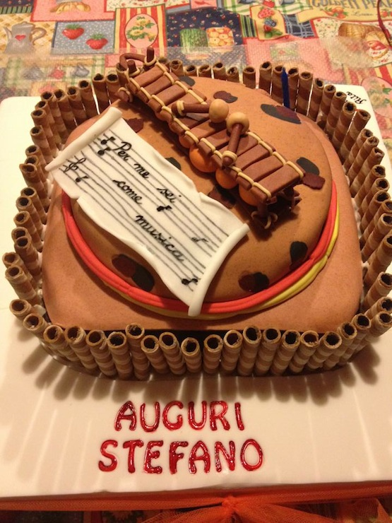 Cake Design Strumenti Musicali : Balafon ? Le Torte Di Rita