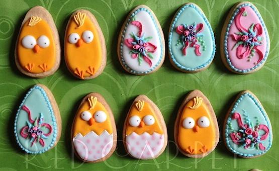 biscotti pasqua easter cookies