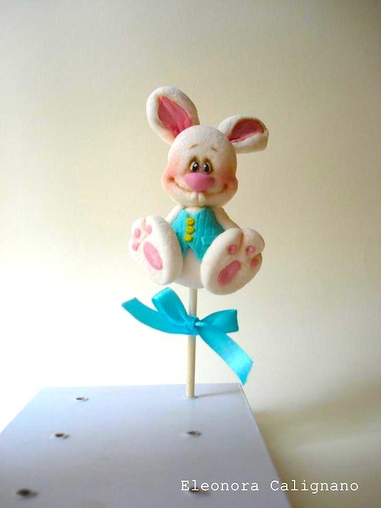 Marshmallow decorato © Eleonora Calignano