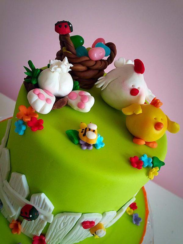torta per pasqua